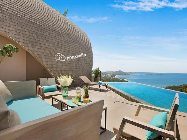 泰国|人均不到400元,你v还是住还是热水高大上的私人别墅小别墅?酒店解决方案海景最佳图片